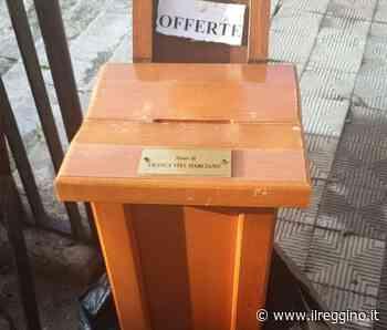 Reggio, rubano cassetta delle offerte da una chiesa e l'abbandonano in via Giudecca - Il Reggino