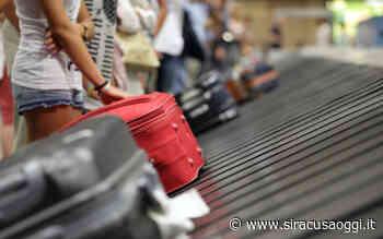 Rubano valigie all'aeroporto di Catania, due fratelli denunciati per ricettazione - SiracusaOggi.it