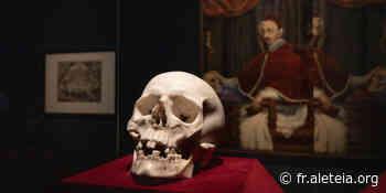 La stupéfiante réapparition d'un memento mori réalisé par Bernin - Aleteia