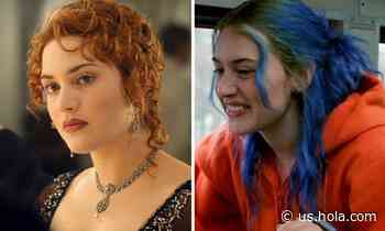 Kate Winslet talks about her most iconic movie makeovers [VIDEO] - HOLA USA