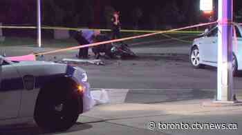 Police investigating fatal motorcycle crash in Brampton, Ont. - CTV Toronto