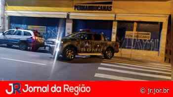 Guarda de Itatiba prende o mesmo ladrão pela 3ª vez em 2 meses - JORNAL DA REGIÃO - JUNDIAÍ