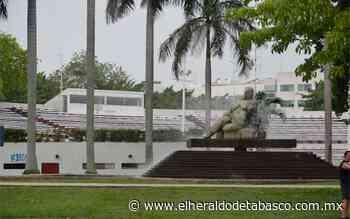 Desaprovechados, teatros en parques de Villahermosa - El Heraldo de Tabasco