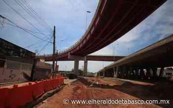 Caos vial seguirá en Villahermosa; planean más obras en avenidas - El Heraldo de Tabasco