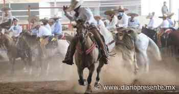 Charros de Villahermosa concluyeron en la cima de la primera etapa del Congreso y Campeonato Estatal Charro 2021 - Diario Presente