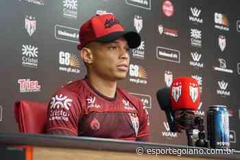 """Janderson explica bom rendimento atleticano na temporada: """"entramos em campo para fazer um jogo bonito"""" - Esporte Goiano"""