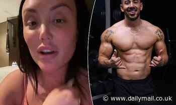 Geordie Shore's Charlotte Crosby enlists the help of celebrity trainer Jono Castano