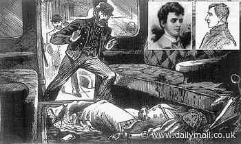 How a Jack The Ripper copycat got away with brutal murder of barmaid on London train 124 years ago