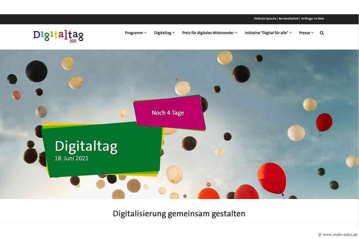 Das plant die TH Aschaffenburg am bundesweiten Digitaltag am 18. Juni - Main-Echo