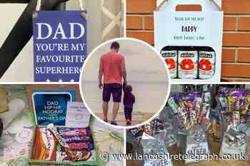 Father's Day gifts you can buy from East Lancashire sellers