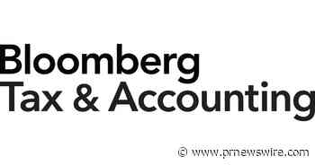 Bloomberg Tax Leadership Forum Provides Insights on Changes in Domestic and Global Taxation