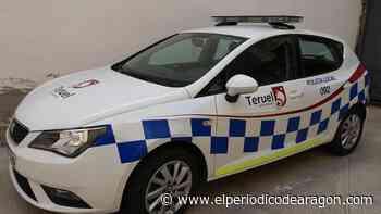 La Policía Local de Teruel socorre a un vecino herido con una radial - El Periódico de Aragón