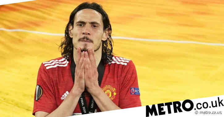 Edinson Cavani reveals why he decided to stay at Manchester United