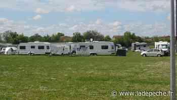 Fontenilles. Camping illégal au stade - ladepeche.fr - LaDepeche.fr