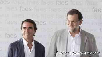 Aznar y Rajoy asistirán a la Convención del PP en València - Levante-EMV