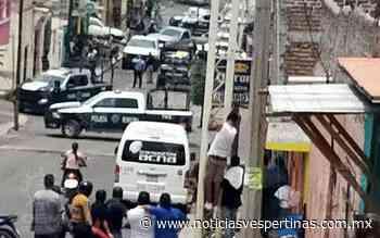 Atacan a ministeriales en Valle de Santiago - Noticias Vespertinas