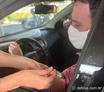 Sorocaba vacinou mais 3.601 profissionais da Saúde nesta segunda-feira (14) - Defesa - Agência de Notícias