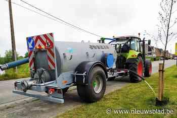 Beerton wordt watertank