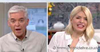 Phillip Schofield 'worried' Holly Willoughby will quit This Morning