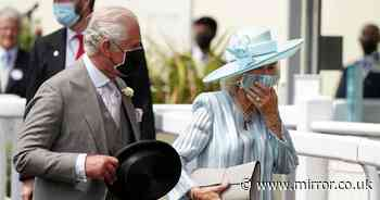 The Queen misses Ascot for second time in 69 years as Charles and Camilla attend
