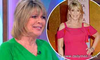 Ruth Langsford is unimpressed after learning she made list of 'unlikely celebrity crushes;