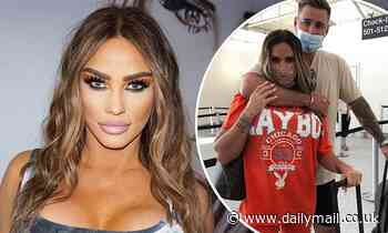 Katie Price claims jetting to Turkey for liposuction is WORK