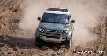 Hydrogen-powered Land Rover Defender under development     - Roadshow