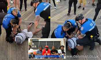 Teen arrested for vaping on Ocean City boardwalk condemns cops