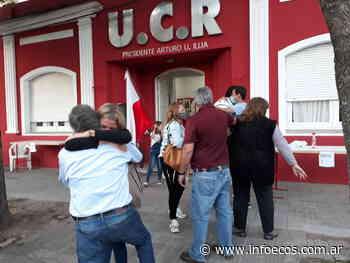 La UCR de Trenque Lauquen confirmó el acuerdo en el Concejo Deliberante con Evolución Radical - InfoEcos