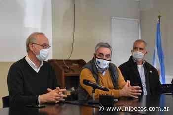 Gollan habló con el intendente de Trenque Lauquen y habrá postas sanitarias en 30 de Agosto, Beruti, Girodías y Garré - InfoEcos