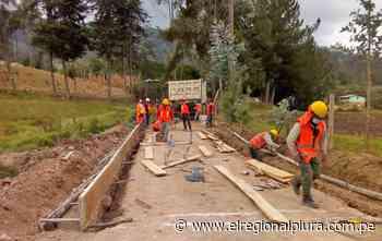 Piura: Gobierno Regional invierte más de 63 millones en Huancabamba - El Regional