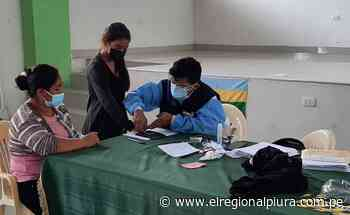 Huancabamba: RENIEC realiza campañas de identificación y apoyo social en Huarmaca - El Regional