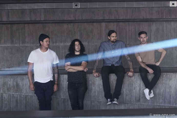 Angels & Airwaves announce sixth album 'LIFEFORMS' and world tour