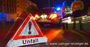Seniorinnen in Bad Homburg bei Unfall verletzt - Usinger Anzeiger