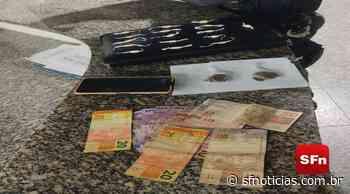 Homens são presos com cocaína e maconha em Itaocara - SF Notícias