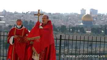 """Tierra Santa: """"Día de la Paz para Oriente Medio"""" - Vatican News"""