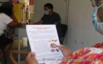 Fortalecen la atención de los adultos mayores en La Paz - El Sudcaliforniano