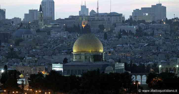 Gerusalemme, al via la marcia nazionalista ebraica: timori per nuovi scontri. Schierati 2mila agenti