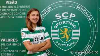 Margarida Sousa promovida à equipa principal - A Bola