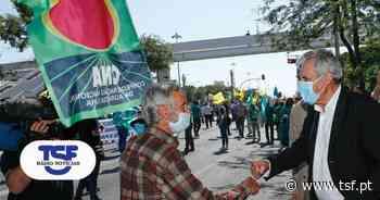 ″Ânsia de palco.″ Jerónimo de Sousa diz que portugueses darão resposta ao ″arraial liberal″ - TSF Online