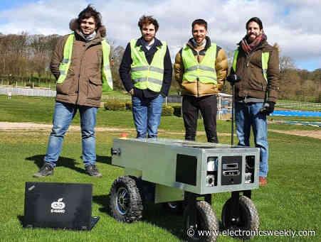UK grass health robot company wins investment