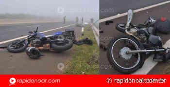 Motociclista morre após ser atropelado por caminhão na Limeira-Mogi Mirim - Rápido no Ar