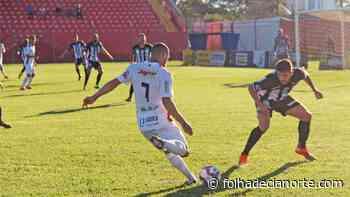 Série D: Leão do Vale empata com a Inter de Limeira pela 2ª rodada - Folha De Cianorte
