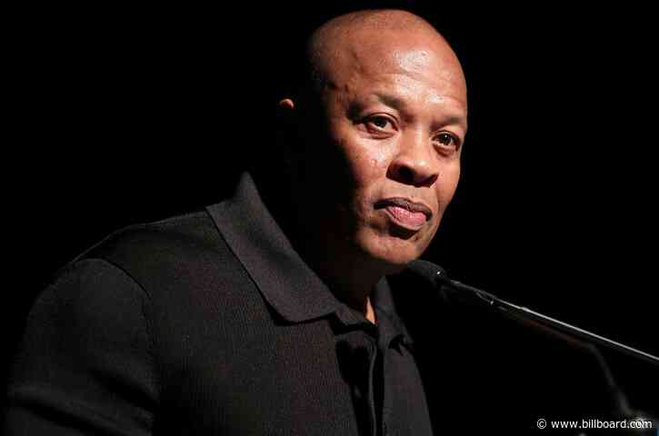 Dr. Dre Opens Up About His Brain Aneurysm: 'I Never Saw That Coming'