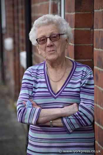 Queen honours York club hero Rene at 96