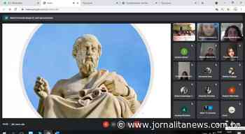 """E.E. Silvério Monteiro realizou a palestra on-line """"A Filosofia e seu papel em tempos de pandemia"""" - Jornal Ita News"""