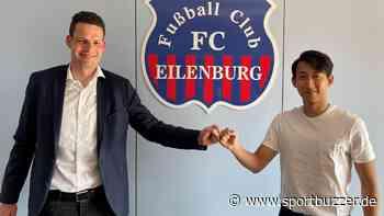 """Inter-Kapitän Dongmin Kim wechselt zum FC Eilenburg: """"Ich werde Gas geben"""" - Sportbuzzer"""