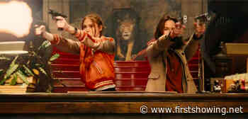 New Netflix Trailer for 'Gunpowder Milkshake' Hitman Action Movie