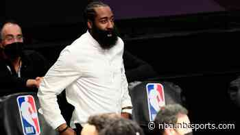 James Harden, previously ruled out, reportedly determined to play Nets-Bucks Game 5