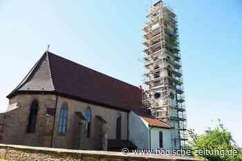 Wie die Sanierung des Nimburger Kirchturms dem Vogelschutz dient - Teningen - Badische Zeitung
